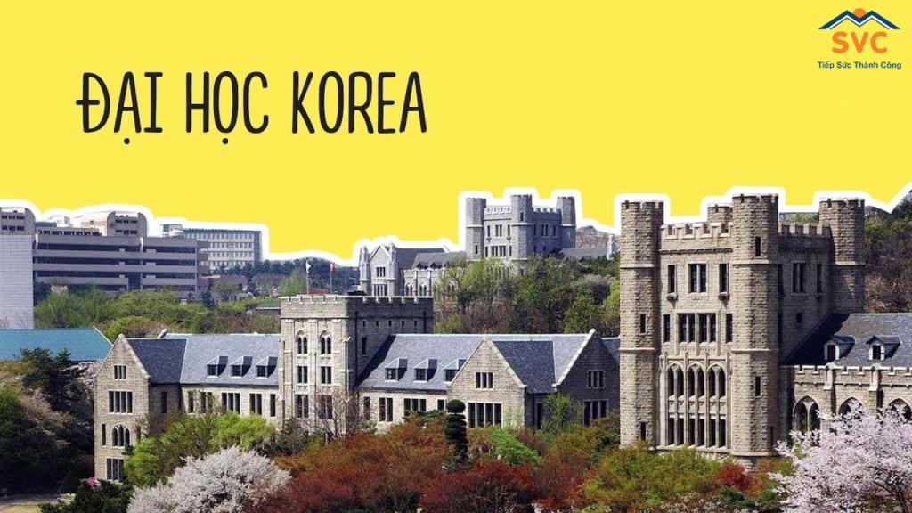 Học bổng du học Hàn Quốc từ các trường Đại học danh tiếng rất được quan tâm